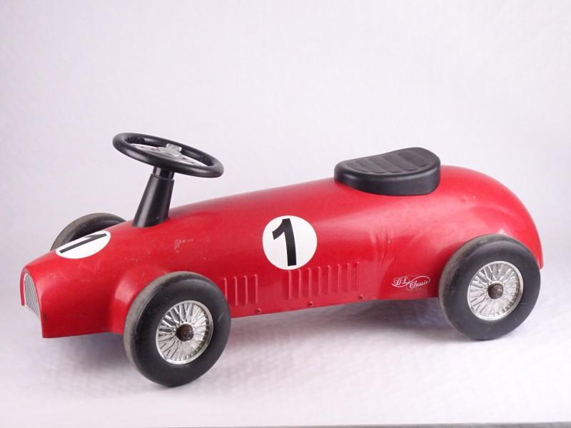 DL Classic - Loopauto in de vorm van een Formule 1 (F1)