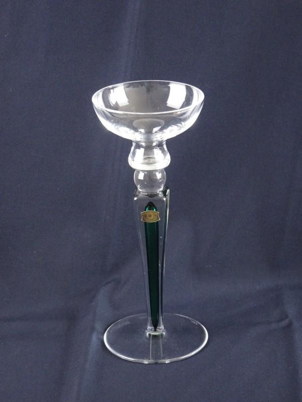 Val Saint Lambert hoog glas.
