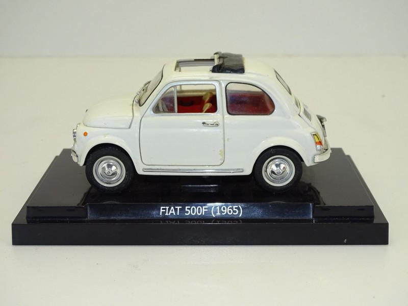 Modelauto: FIAT 500F uit 1965