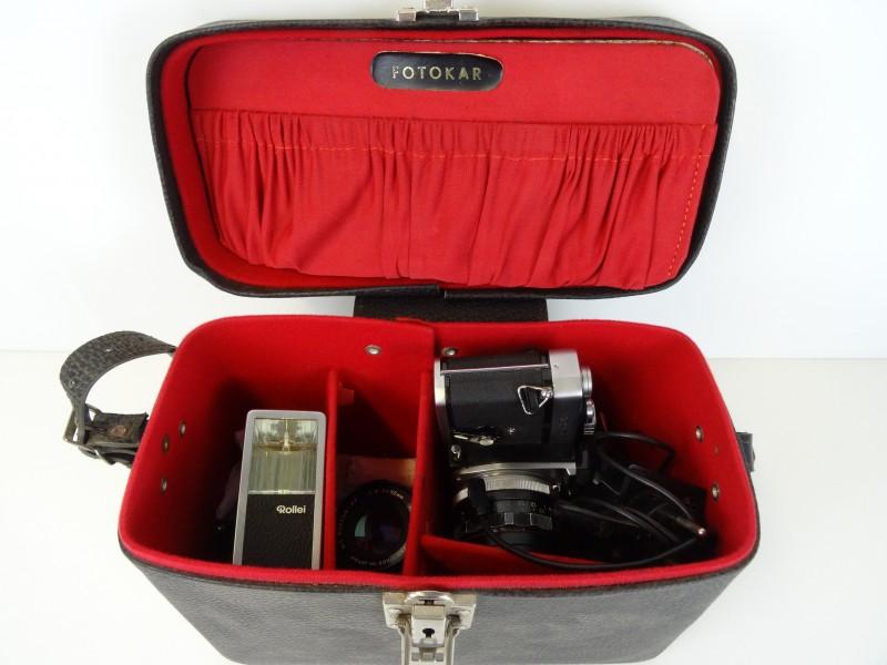 Minolta XE-5 fotocamera