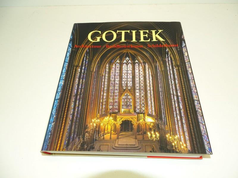 Boek: Gotiek / De Kunst Van De Gotiek, Ralf Tomann, 1999