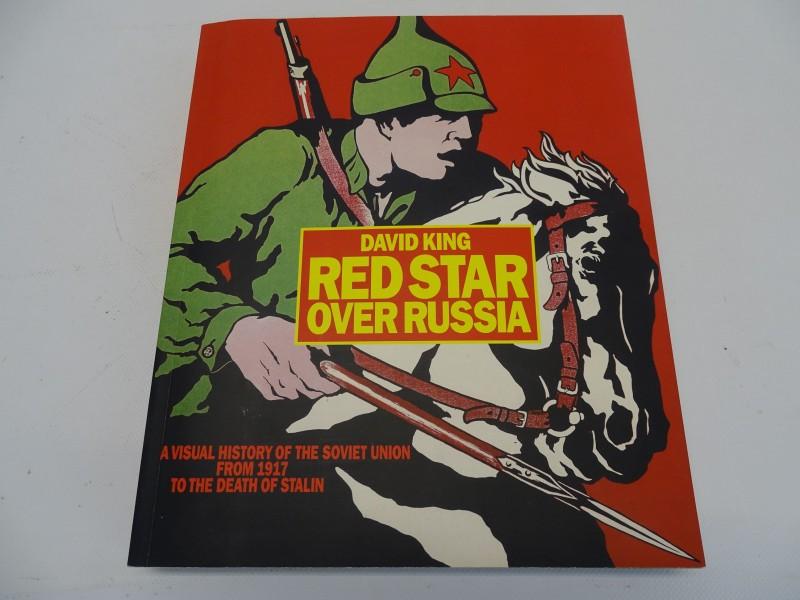Boek, Red Star Over Russia, David King