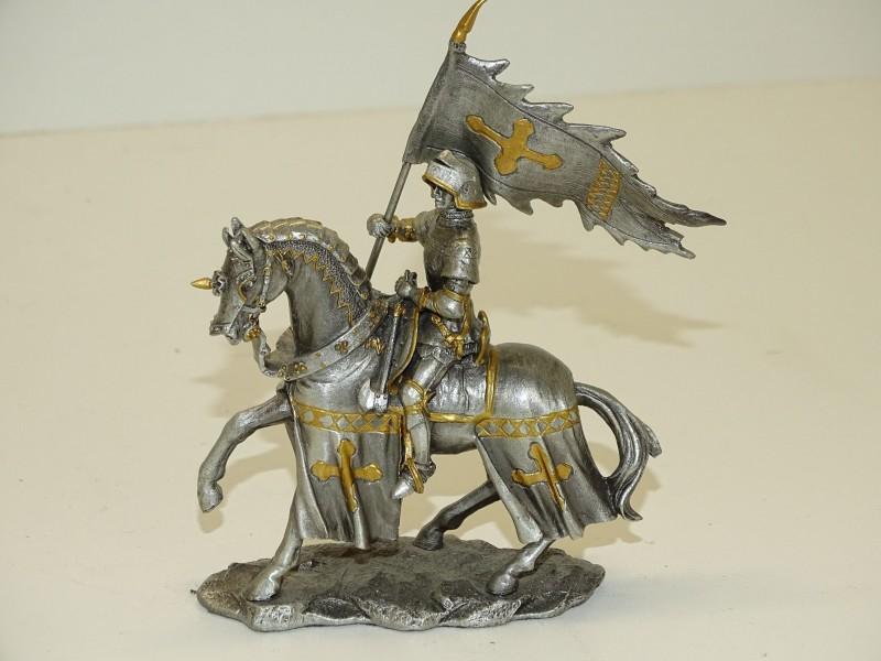 Tinnen Ridder te Paard: Veronese, 2005