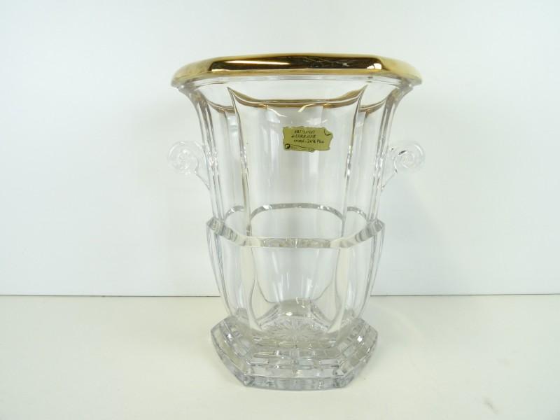 Lorraine cristal - Kristallen champagne-emmer