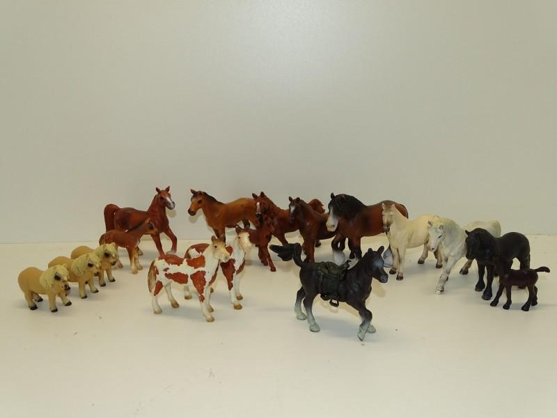 17 Paarden: Schleich, 1993 - 2001