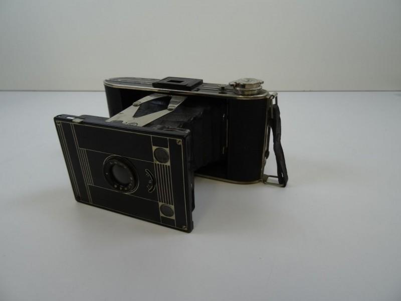 Fototoestel Agfa Billy-Clack ca 1940