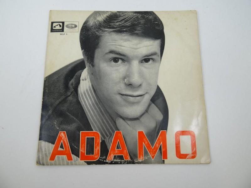 LP Adamo – Complainte D' Un Amour Mort