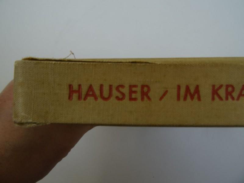 Heinrich Hauser: Im kraftfeld von Rüsselsheim 1940