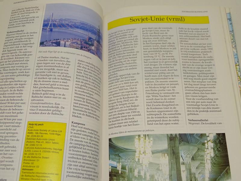 Boek: Het Beste Boek Voor De Weg, Reader's Digest, 1995