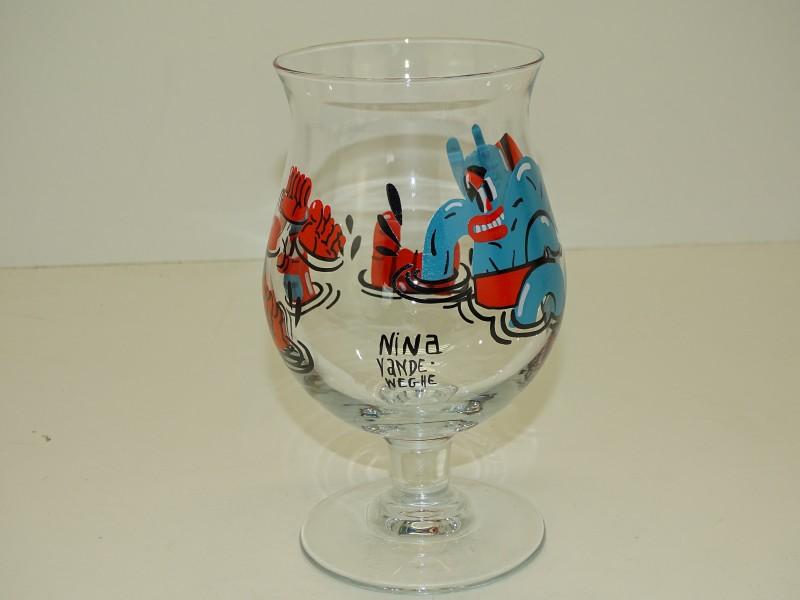 Duvel Glas / Duvel Collection: Nina Vandeweghe