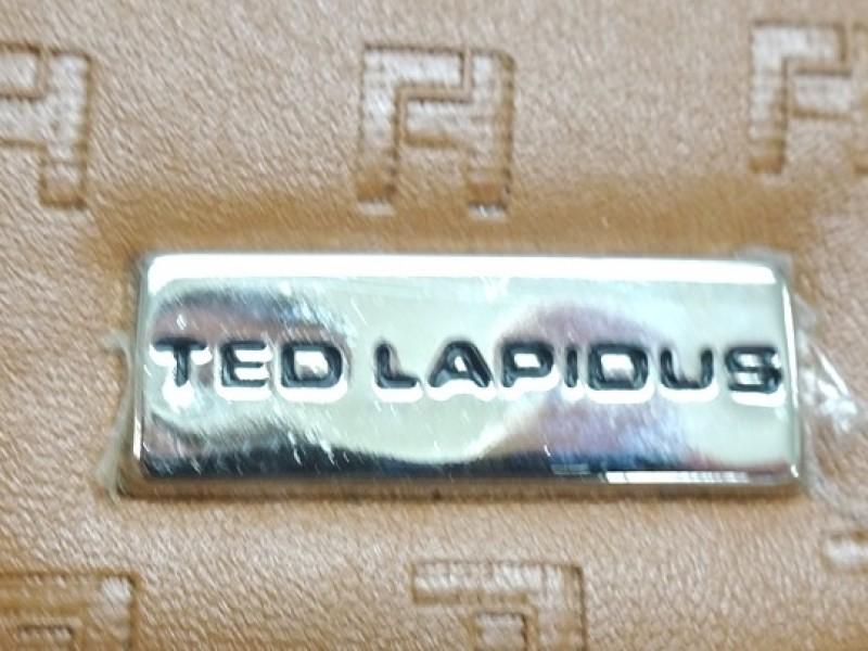 Ted Lapidus gemerkte portemonnee