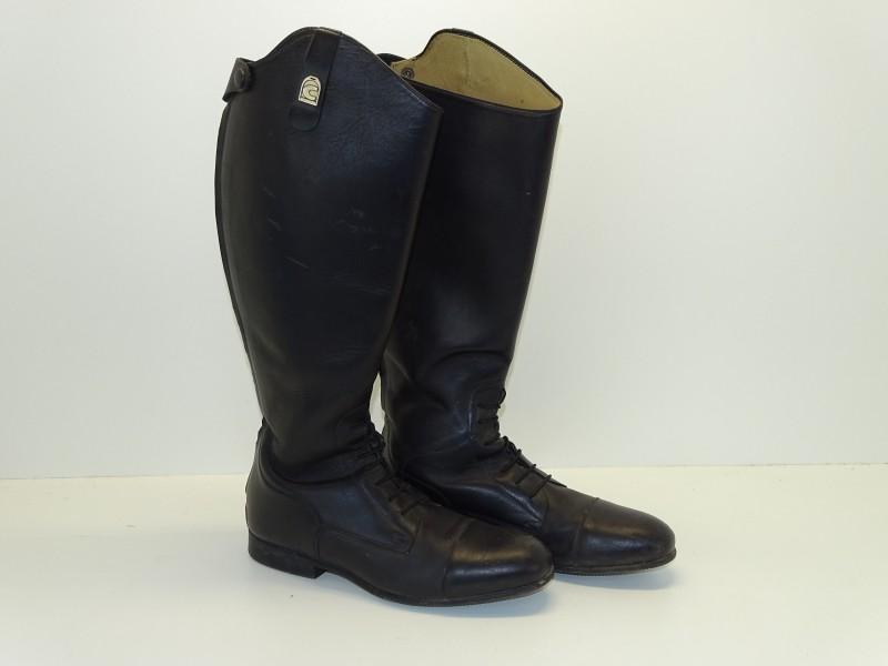 Lederen laarzen: Cavallo, Maat: 10 1/2, 47, 40