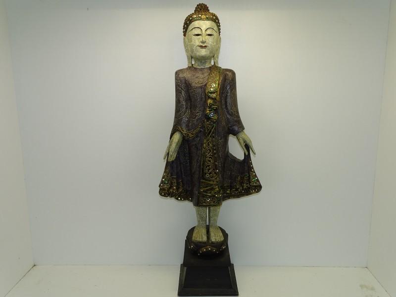 Groot Tibetaans Boeddha Beeld