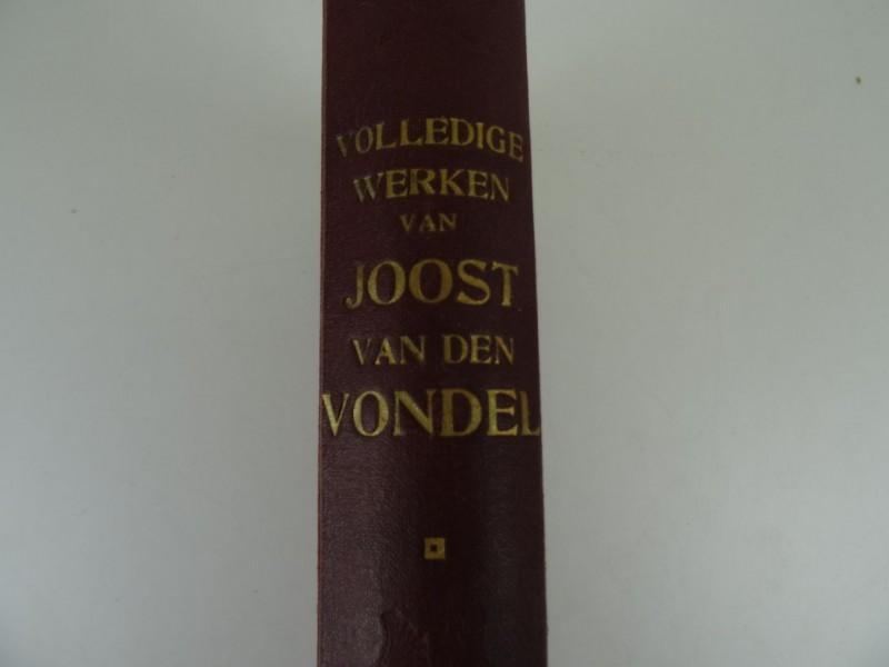 Diferee: volledige werken van Joost van den Vondel 1910 deel 1