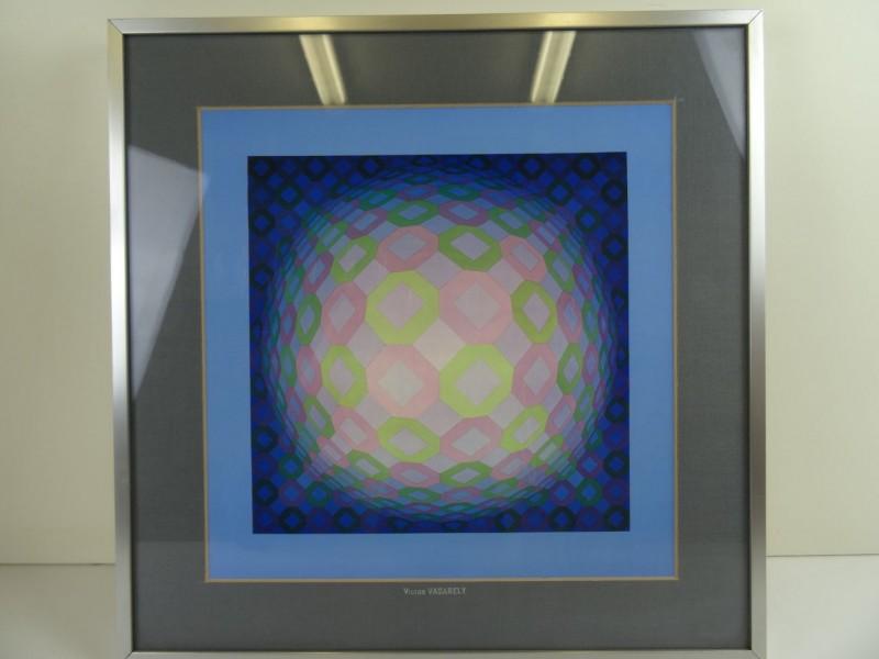 Victor Vasarely: Op art