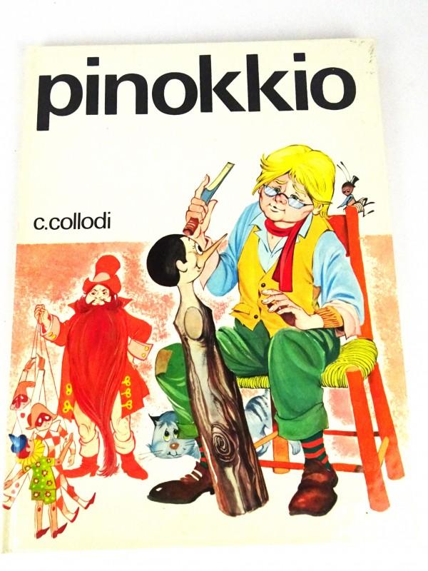 Voorleesboek Pinokkio