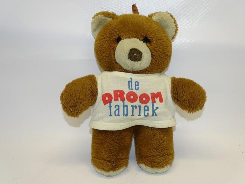 Knuffelbeer, Droomfabriek, TV 1, Jaren 90
