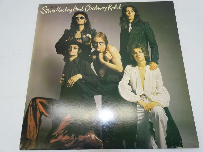 LP, Steve Harley & Cockney Rebel, The Best Of Steve Harley And Cockney Rebel, 1982