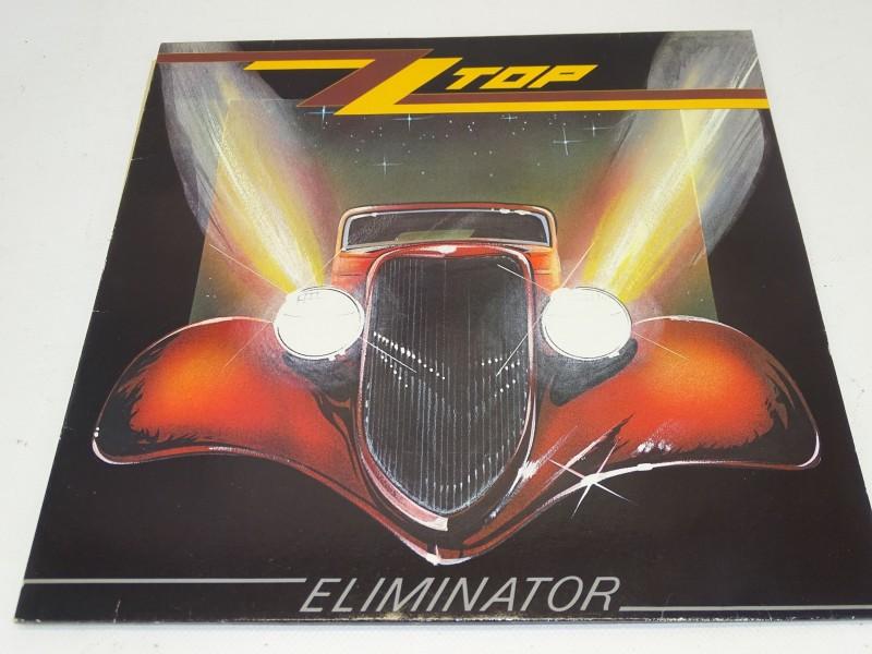 LP, ZZ Top, Eliminator, 1983
