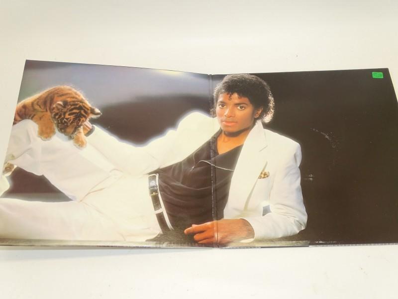 LP, Michael Jackson, Thriller, 1982