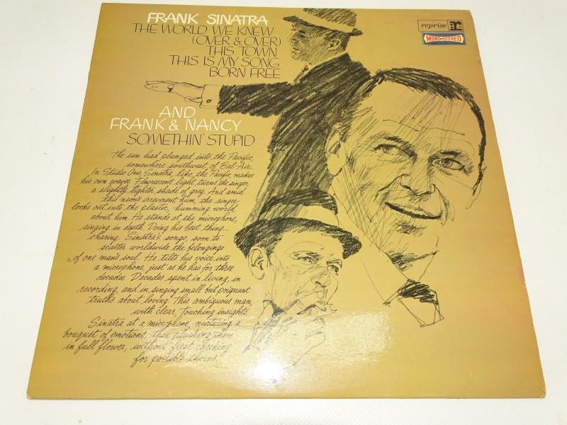 LP, Frank Sinatra, The World We Knew, 1967