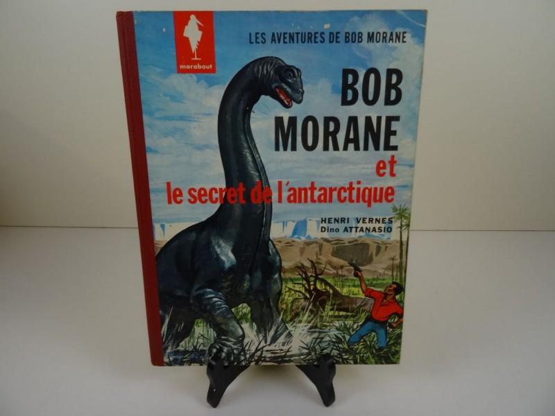 Henri Vernes: Bob Morane 2 - Le secret de l'Antarctique 1e druk 1962