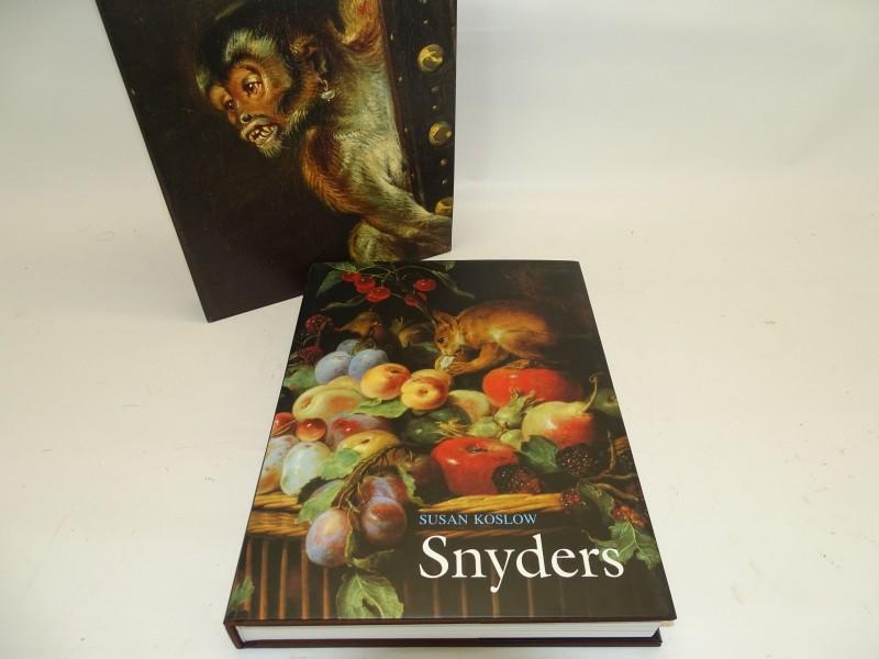 Kunstboek, Snyders, Susan Koslow, Mercatorfonds, 1995