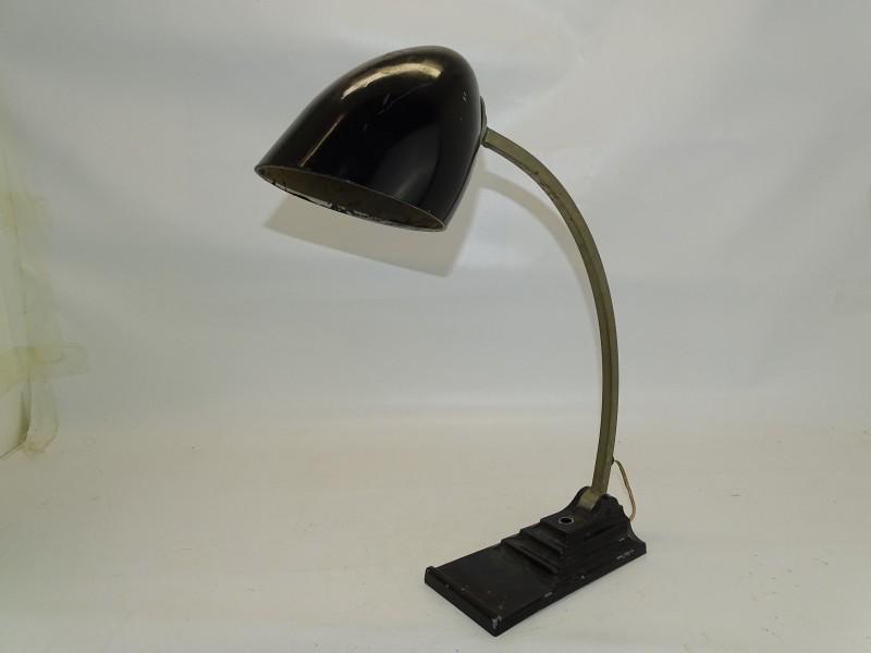 Art Deco Bureaulamp, ERPE Belgium