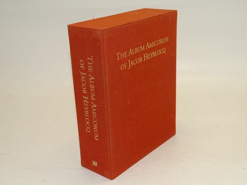 Boek, Album Amicorum, Jacobus Heyblocq