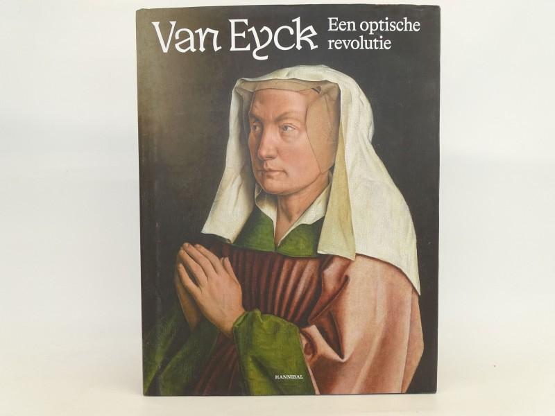 Kunstboek, Een Optische Revolutie, Jan Van Eyck, 2020