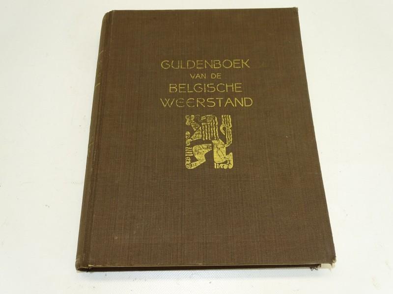 Guldenboek van de Belgische Weerstand