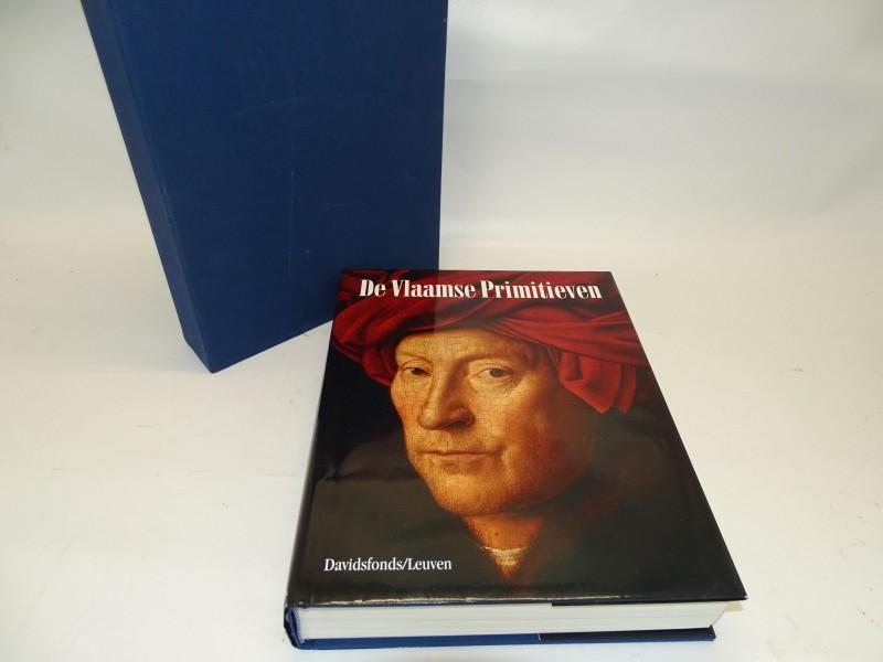 Kunstboek, De Vlaamse Primitieven, Davidsfonds, 1995
