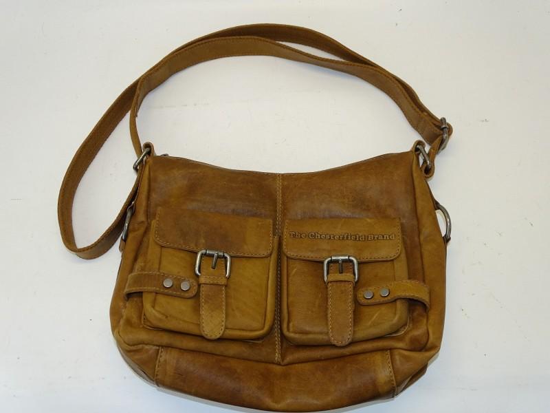 The Chesterfield Brand, Lederen Handtas, Messenger Bag