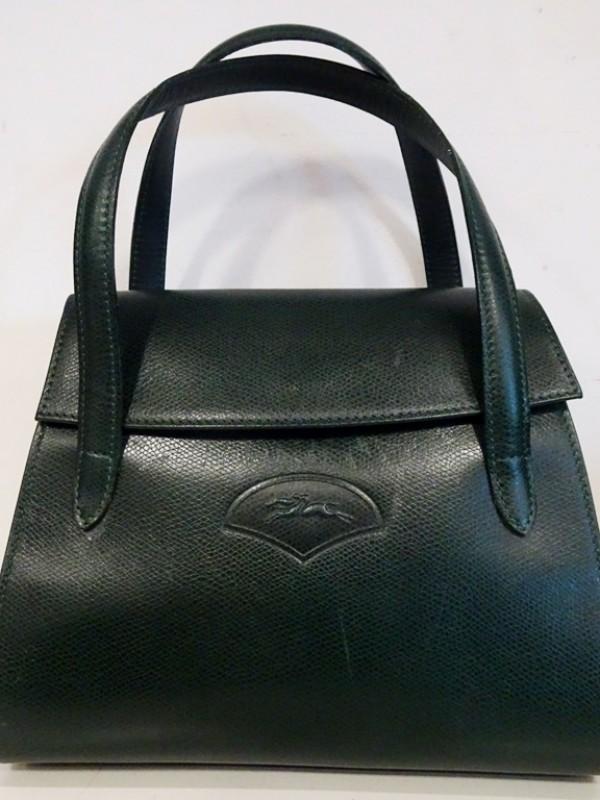 Longchamp gemerkte handtas