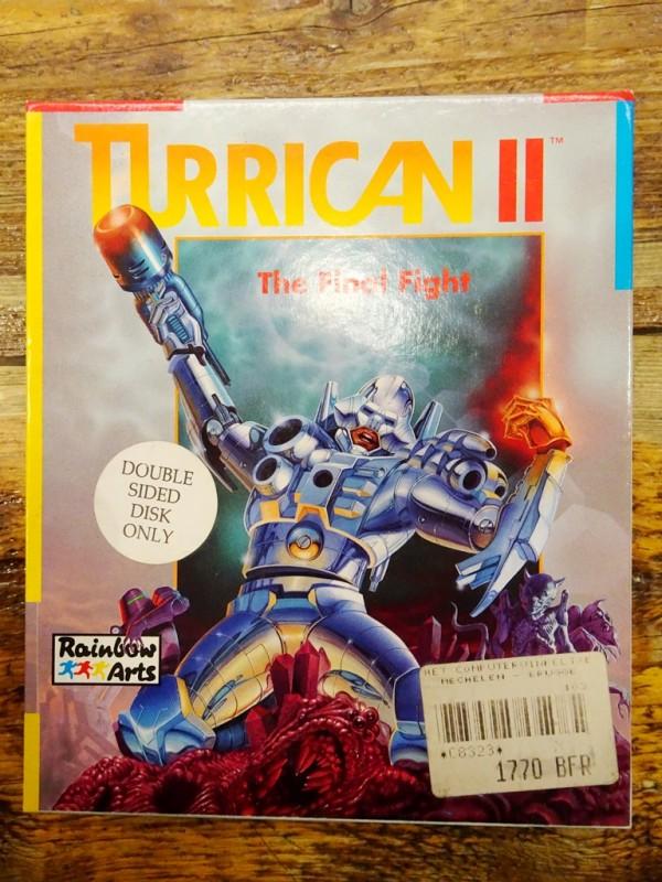 Atari ST - Turrican 2