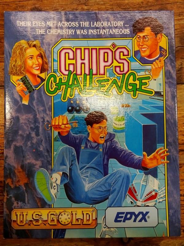 Atari ST - Chip's Challenge