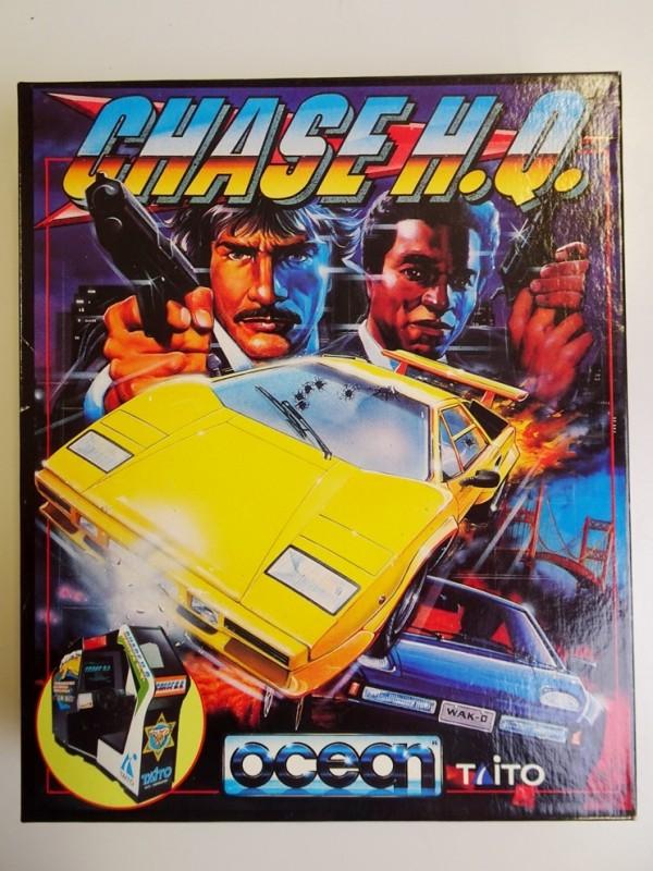 Chase HQ - Atari ST