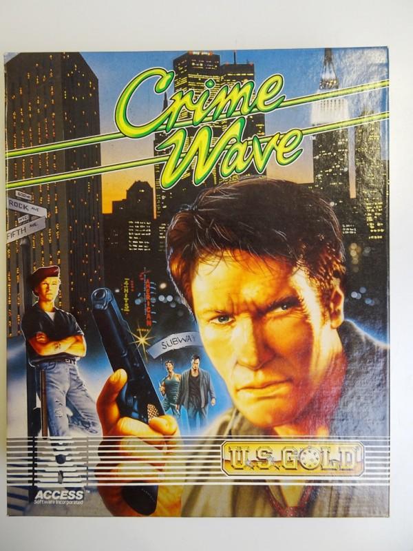 Crime wave - Atari ST
