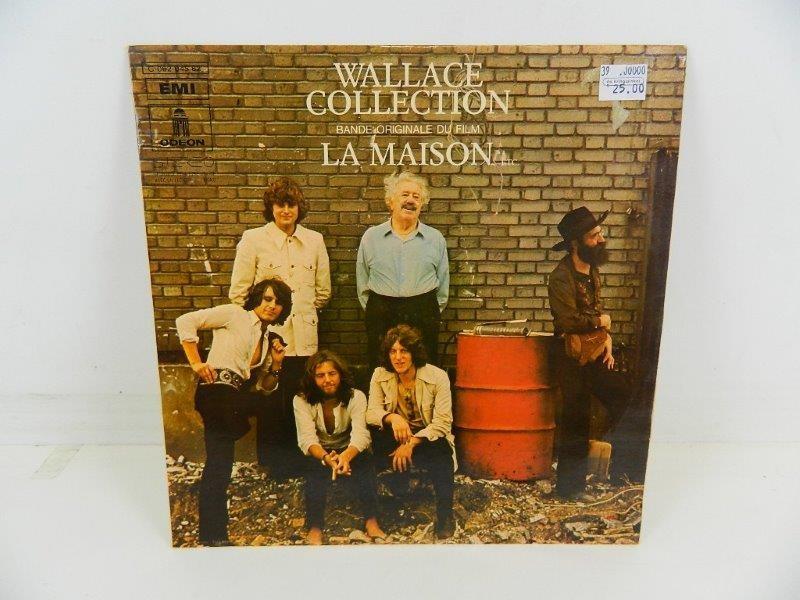 LP Wallace Collection – Bande Originale du Film La Maison