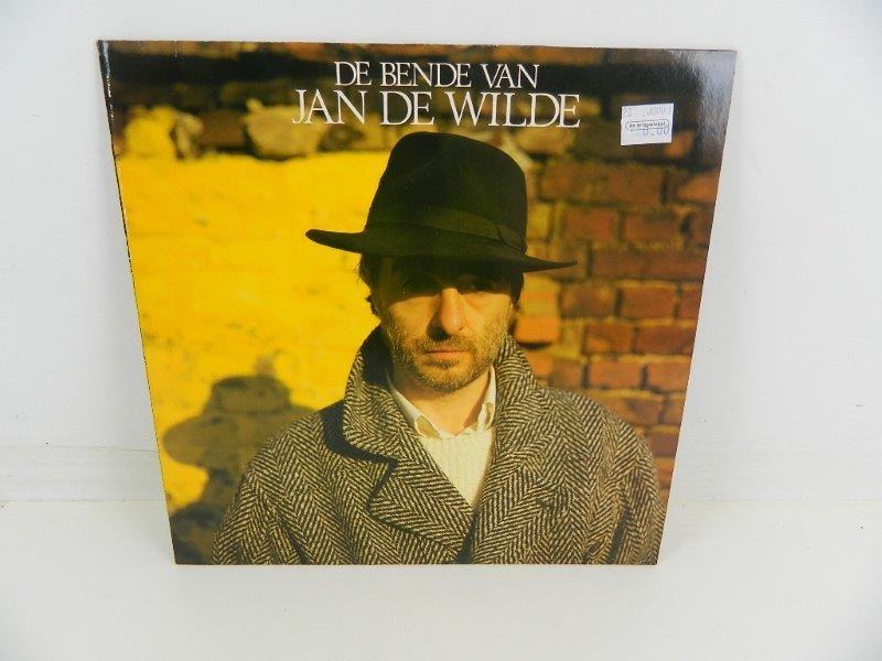 LP Jan De Wilde – De Bende Van Jan De Wilde