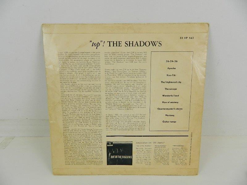LP The Shadows – Top