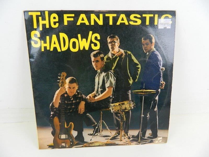 LP The Shadows – The Fantastic Shadows