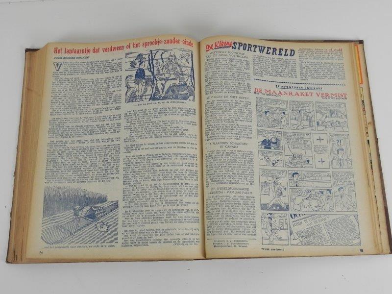 Vintage Ons Volkse weekblad