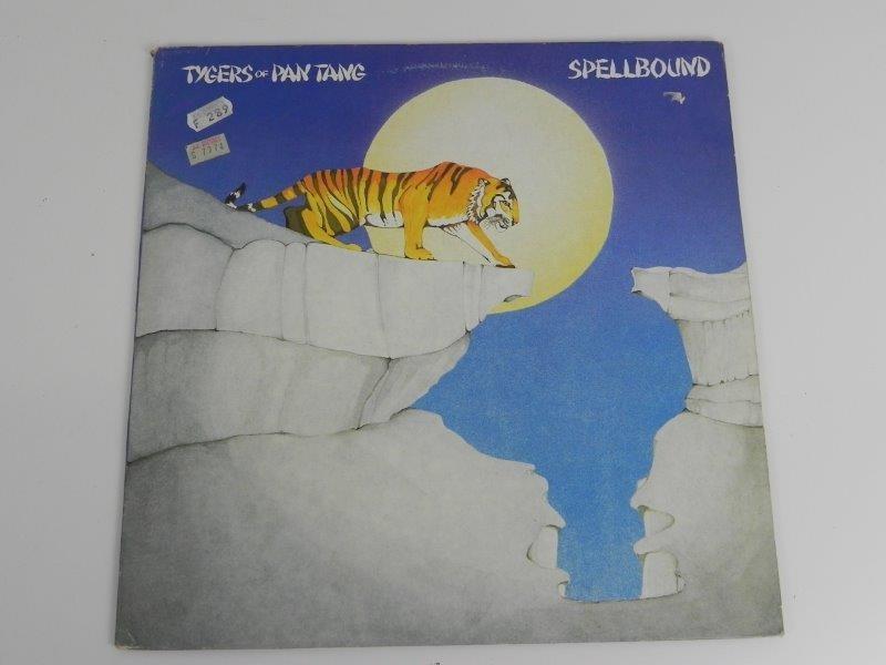 """Tygers Of Pan Tang – Spellbound (LP"""")"""