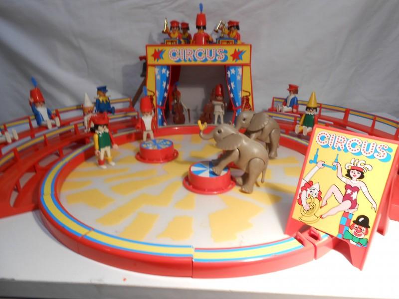 Playmobil Circus – 3553