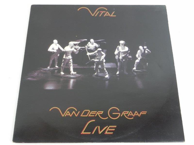 """Vital – Van Der Graaf (LP"""")"""
