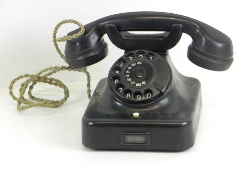 Siemens & Halske model W48 - Vintage telefoon