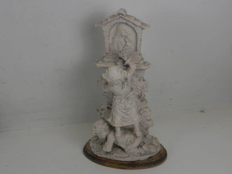 Giuseppe Armani Capodimonte beeldje
