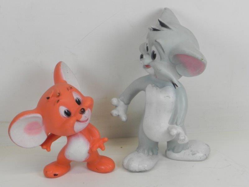 Piepfiguren Tom en Jerry