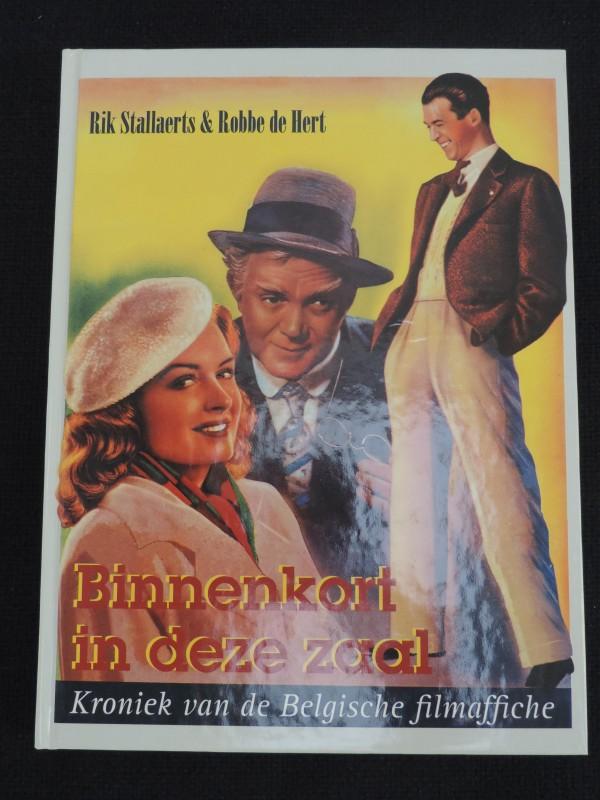 Kroniek van de Belgische filmaffiche